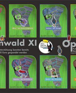 Opal Rainforest XI 4-ply