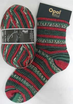 Opal Klangwelten 9040 Pop Music sock / glove knitting yarn