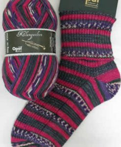 Opal Klangwelten 9043 Jazz Club sock / glove knitting yarn