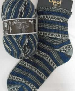 Opal Klangwelten 9046 Rock Night sock / glove knitting yarn