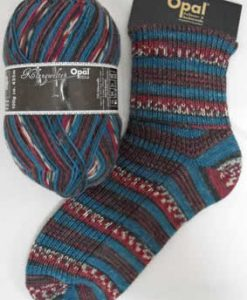 Opal Klangwelten 9047 Classical Music sock / glove knitting yarn