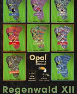 Opal Rainforest XII 4-ply