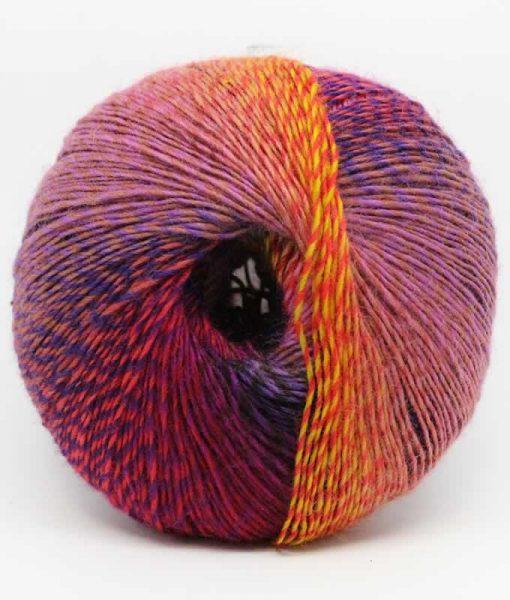 Debbie Bliss Rialto Luxury Sock 01 Coachella sock / glove knitting yarn