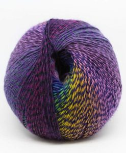 Debbie Bliss Rialto Luxury Sock 05 Mutek sock / glove knitting yarn
