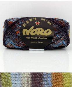 Noro Taiyo shade 37 sock / glove knitting yarn