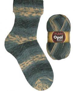 Opal 20 years 9286 Knallende Korken (Popping Corks) sock / glove knitting yarn
