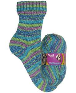 Opal Talisman Sock Yarn 9271 Happiness