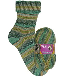 Opal Talisman Sock Yarn 9275 Satisfaction