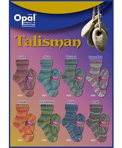 Opal Talisman 4-ply
