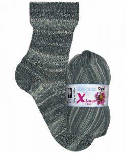 Opal Eisblume (Frost Flower) 9225 Winterschlaf (Hibernation) 8-ply sock / glove knitting yarn
