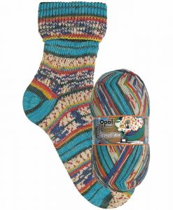 Opal Illusion 9311 Model Sock / Glove Knitting Yarn