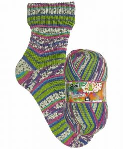 Opal Illusion 9312 Sportpilot Sock / Glove Knitting Yarn