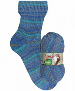 Opal Schafpate VIII 9201 Sheepdog (Hütehund) Sock / Glove Knitting Yarn
