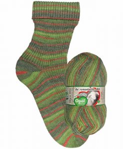 Opal Schafpate VIII 9202 Rest Time (Ruhezeit) Sock / Glove Knitting Yarn