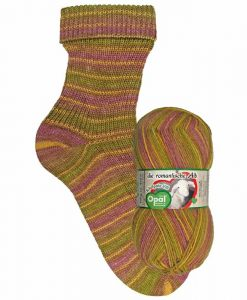 Opal Schafpate VIII 9203 Spielplatz Sock / Glove Knitting Yarn
