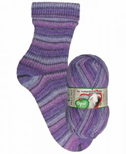 Opal Schafpate VIII 9204 Upbringing (Kinderstube) Sock / Glove Knitting Yarn