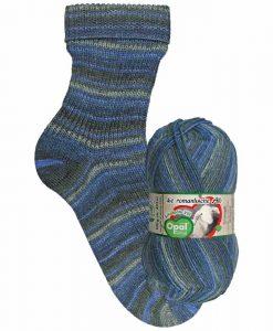 Opal Schafpate VIII 9205 Bivouac (Nachtlager) Sock / Glove Knitting Yarn