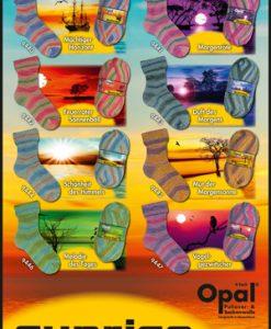 Opal Sunrise 4-ply