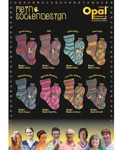 Opal Mein Sockendesign (My Sock Design) 4-ply