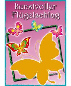 Kunstvoller Flügelschlag (Ornate Wings)