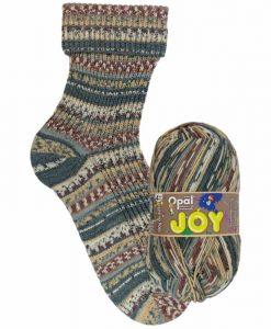 Opal Joy 9982 Euphorie (Euphoria) 4-ply sock / glove knitting yarn