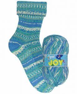 Opal Joy 9984 Jubel (Cheers) 4-ply sock / glove knitting yarn