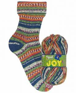 Opal Joy 9985 Begeisterung (Enthusiasm) 4-ply sock / glove knitting yarn