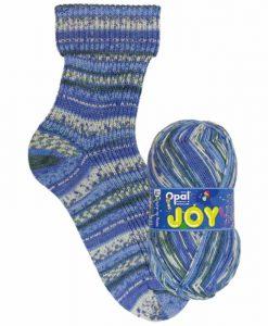 Opal Joy 9987 Entzücken (Delight) 4-ply sock / glove knitting yarn